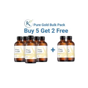CBD-Öl Pure Gold 120ml Bulk