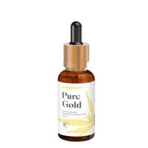 CBD-Öl Pure Gold 30ml